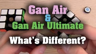 Gan Air Compared to Gan Air Ultimate