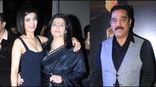 Akshara Haasan Open Talk about Kamal-Sarika Break Up
