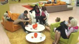 Big Brother 2010 Greece-Πλακες παιχτων στο σπιτι
