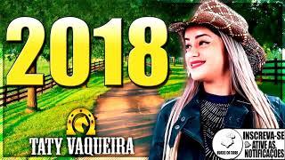 Taty Vaqueira - CD 2018 - Repertório Novo