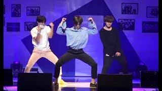 [Mirrored] BTS - Unit stage '삼줴이(3J)' Home Party 613 Dance Practice