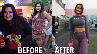 My Fitness Journey   Weight Loss Transformation, Binge Eating, & Body Image Struggle