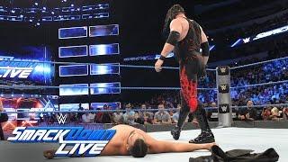 Demon Kane destroys