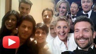Shahrukh Khan Copies Ellen DeGeneres - WATCH NOW
