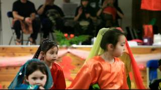 Filipino Cultural Dance (KIDS): Terrace, BC February 11, 2012