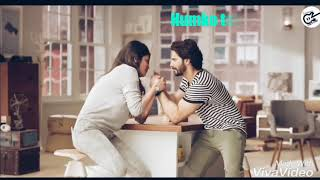 Deewano sa haal hua   varun dhawan  Shruti hasan  what's app status video