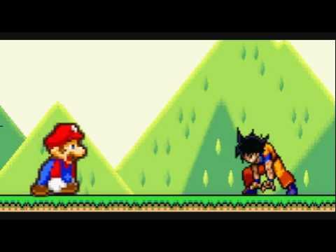 13shimmy Mario Vs Goku