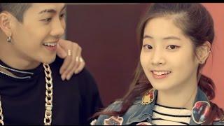 Humma song | ok jannu| A cute korean love story | A.R Rahman | Badshah