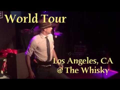RICK GRIMES vs WALTER WHITE - Epic Rap Battles of History Live World Tour @ The Whisky