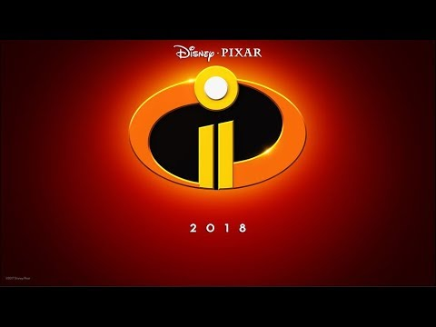 Incredibles 2 (2018) Official Trailer 2