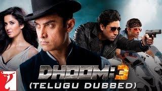 DHOOM:3 - Trailer (Telugu Dubbed)