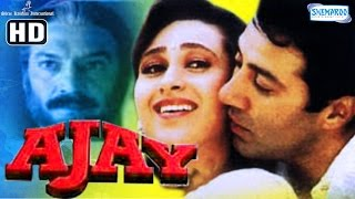 Ajay {HD} - Sunny Deol - Karisma Kapoor - Superhit Hindi Movie