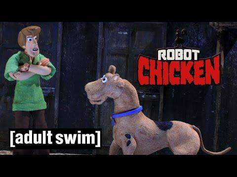The Best of Scooby Doo Robot Chicken Adult Swim