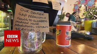 Melbourne cafe charges men more for coffee- BBC News