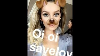 Perrie Edwards Funny Moments 2016