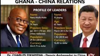 Ghana–China Relations - The Pulse on JoyNews (29-8-18)
