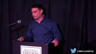 Ben Shapiro & Christina Sommers KICKED OFF DePaul Campus, Give Lecture On Next Block