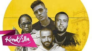 Kevinho, 2 Chainz, French Montana e Nacho - Olha a Explosão Remix (KondZilla - Lyric Coreografia)