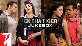 Ek Tha Tiger Full Songs Audio Jukebox | Sajid-Wajid | Salman Khan | Katrina Kaif