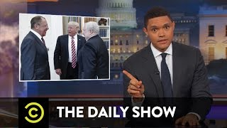 Declassified: Did Trump Share Intel with Russian Officials?: The Daily Show