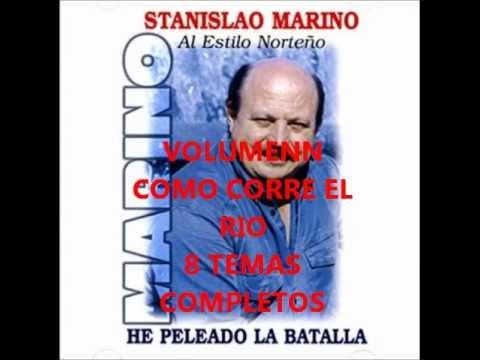 MARINO VOLUMEN COMO CORRE EL RIO