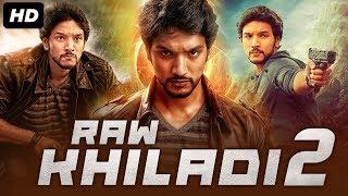 BAAGHI KHILADI (2019) New Released Full Hindi Dubbed Movie | Full Hindi Movies | South Movie 2019