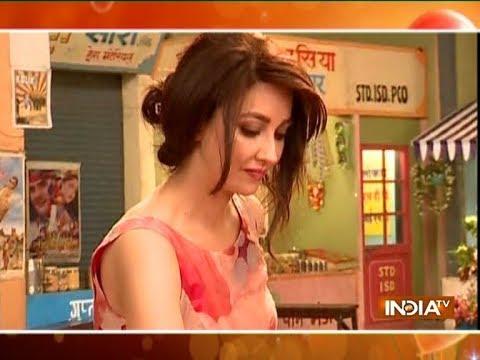 Xxx Mp4 Saumya Tandon Celebrates Her Birthday On The Set Of Bhabhi Ji Ghar Par Hain 3gp Sex