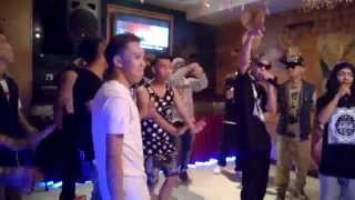 Young, Wild & Free ( Remix ) by Young Tenz, Benny & Outlaw Wijaya | Triple Threat Party 2014