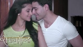 Kumud's PRIVATE INTIMATE MOMENTS With Saras On SARASWATICHANDRA 21st May Full Episode HD