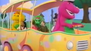 Barney's Adventure Bus Part 2