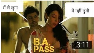 10 BIG MISTAKES  in BA PASS Movie 2016 IN HINDI BY Comedy sins