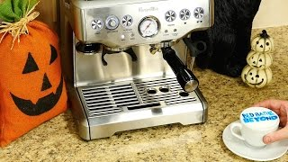 Coffee Art - Halloween Edition