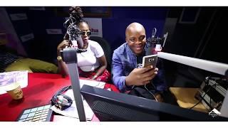 Akothee - Tucheze Media Tour [Radio Maisha]