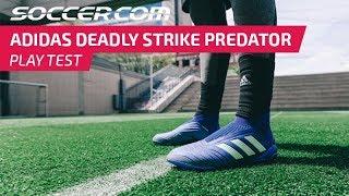 adidas Deadly Strike Predator: Stadium to Street Play Test