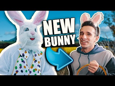 THE NEW EASTER BUNNY