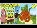 Download Video Download SPONGEBOB E I SUOI AMICI INVADONO IL MONDO DI MINECRAFT ITA! 3GP MP4 FLV