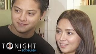 TWBA: KathNiel prepares for their movie on 2017