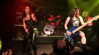 'Aces High' - The Iron Maidens Live @ London Islington 14-Apr-2016
