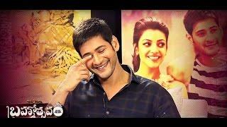 Samantha Interviews Mahesh and Kajal | Funny Interview | Brahmostavam || OneVision