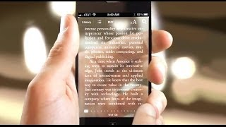 Make your Phone Transparent!!! Best Android app EVER!