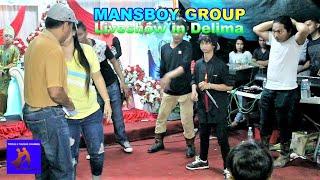 Mansboy Group Liveshow in Delima April 15, 2016