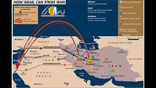 The Coming 2017 War Iran vs Israel.