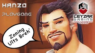 Heroes of the Storm (Gameplay) - Hanzo