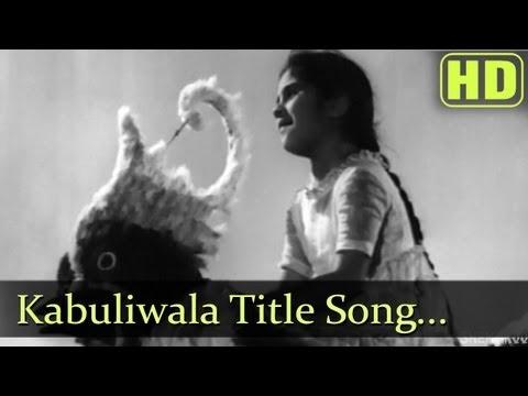 Xxx Mp4 Title Track Kabuliwala Songs Balraj Sahni Usha Kiran Ranu Mukherjee Savita Banerjee 3gp Sex