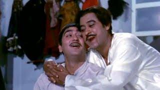 Meri Pyari Bindu - Padosan - Kishore Kumar & Sunil Dutt - Classic Comedy Songs