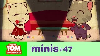 Talking Tom and Friends Minis - Camera! Action! (Episode 47)
