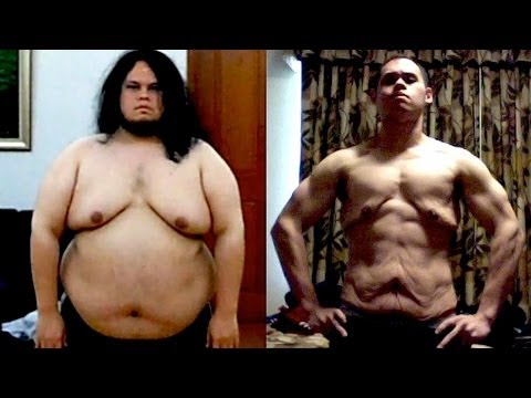 The Man Who Never Gave Up 175 Pound Transformation