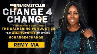 Remy Ma Antes Up For The Cause