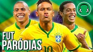 ♫ BRASIL: TERRA DE CRAQUE | Paródia Solta o Grave - MC Pedrinho