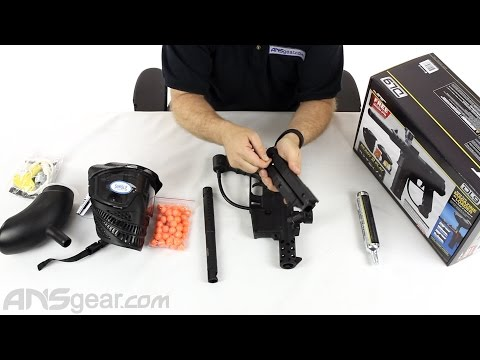 Xxx Mp4 JT DL9 Ready To Play Paintball Gun Kit Review 3gp Sex